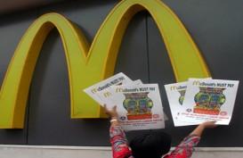 RESTORAN CEPAT SAJI: Pekerja McDonalds Mogok di 150 Kota