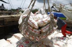 BERAS IMPOR Asal Vietnam 9.500 Ton Masuk Medan