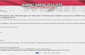 KABINET JOKOWI-JK: Usulan Menteri Versi www. kabinetrakyat.org Banyak Tak Cocoknya