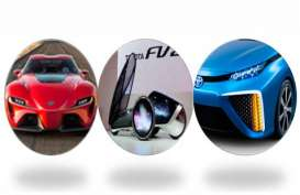IIMS 2014: Toyota Hadirkan Tiga Mobil Masa Depan