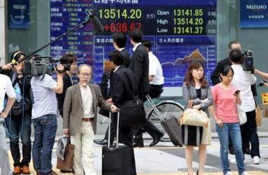 PASAR GLOBAL (10/9/2014): Kecemasan Federal Reserve Bikin Saham Asia Jatuh & Dolar AS Berkibar