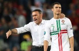 Pelatih Portugal Paulo Bento Tinggalkan Cristiano Ronaldo dkk.