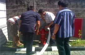Gawat, 586 Kepala Kopling Hidran di Jakarta Hilang Dicuri