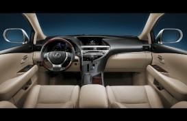 MOBIL MEWAH: Lexus RX270 Catat Pertumbuhan Penjualan Tertinggi