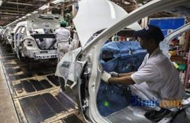 TREN PENJUALAN KENDARAAN: Pasar Otomotif Masih Lesu