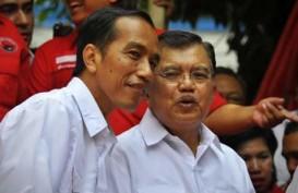 Jokowi Bantah 16 Posisi untuk Parpol Bagi-bagi Kursi Kabinet