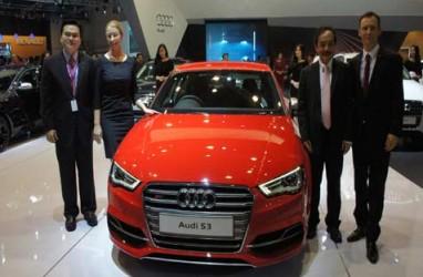 IIMS 2014: Sedan Audi S3, Lineup Andalan Terbaru Audi