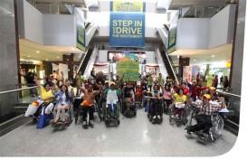 IIMS 2014: Sebanyak 68 Orang Disable Tonton Pameran Mobil
