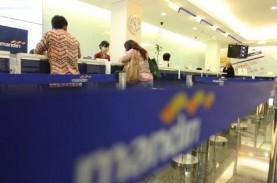 TRANSISI PEMERINTAHAN: Bank Mandiri Jaga Likuiditas