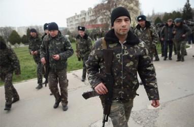 KRISIS UKRAINA: Kiev Tarik Pasukan dari Wilayah Konflik