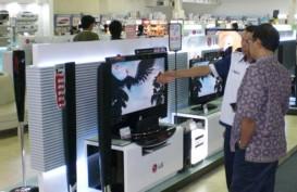 LG Perkirakan Pasar Elektronika Nasional Bakal Susut 20%