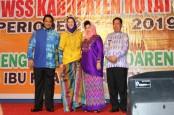 Bupati Kutai Kartanegara Dapat Penghargaan Wajo