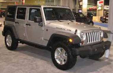 IIMS 2014: Ini Harga Jeep Wrangler Willys & Jeep Wrangler Brute Double Cab