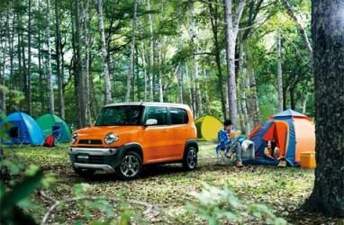 IIMS 2014: Mobil Terbaru Suzuki Hustler Raih Penghargaan Wow Product