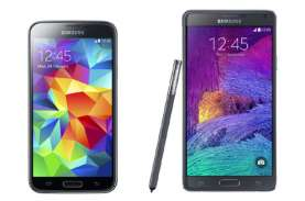 Pilih Mana, Samsung Galaxy S5 atau Note 4?