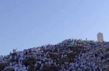 INFO HAJI: Lebih 3 Juta Jamaah di Arafah, Ketua MUI Khutbah Wukuf