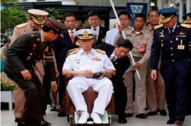 RAJA THAILAND: Kondisi Bhumibol Adulyadej Membaik