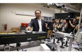 NOBEL FISIKA: Disabet 3 Ilmuwan Jepang Lewat Lampu…