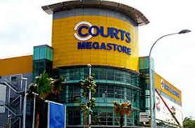 COURTS Retail Berencana Buka Hingga 12 Gerai di Indonesia