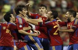 Inilah Hasil Lengkap Kualifikasi Piala Eropa, Spanyol Ditaklukkan Slovakia 2-1