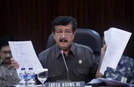 Jaksa Agung Desak JAM Pidsus Kebut Penanganan Perkara Korupsi.