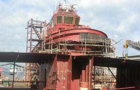 Steadfast Marine Rampungkan Pesanan Kapal Keruk dari Belanda