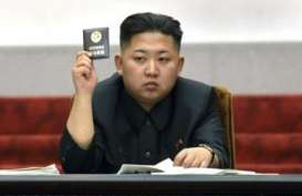 Sebulan Lebih Menghilang, Kim, Pemimpin Korut Kembali Muncul