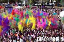 CIMB Niaga Beri Donasi Alzheimer Indonesia Lewat The Color Run