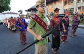 Ratusan Keris dan Kujang Dipamerkan di Museum Bali