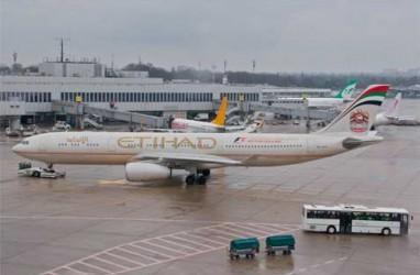 ETIHAD AIRWAYS Buka Jalur Abu Dhabi-Wina