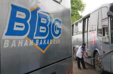 EFEKTIFKAN SPBG, Jakpro Gandeng Trans Jakarta