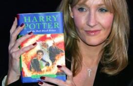 Harry Potter: JK Rowling Siapkan Skenario Trilogi Terbaru