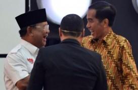 PERTEMUAN JOKOWI-PRABOWO: Jokowi Dinilai Telah Tunjukkan Rasa Hormat