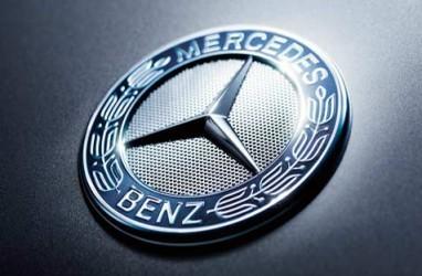 DEPRESIASI RUPIAH: Mercedes Tidak Naikkan Harga