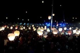 Pesta 10.500 Lampion di Tenggarong Pecahkan Rekor…