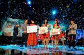 LOTTE INDONESIA Gelar Toppo Top Girl Indonesia 2014