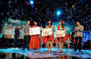 LOTTE INDONESIA Gelar Toppo Top Girl Indonesia 2014