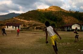 ANGKUTAN LINTAS NEGARA: Timor Leste Belum Siap