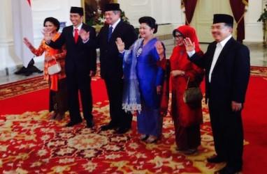 Hari Terakhir SBY: Satu Setengah Jam Ikut 'Sidang Kabinet' Istimewa