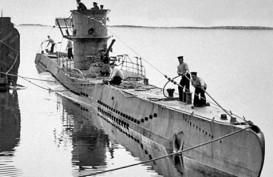 Kapal Selam U-Boat Jerman Semasa Perang Dunia II Ditemukan