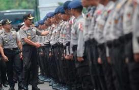 OPERASI MANTAP BRATA: 16 Polisi Gugur Kawal Pemilu 2014