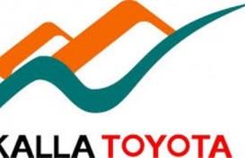 Kalla Toyota Perkuat Lini Bisnis Purna Jual