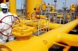 Efektivitas Suplai Gas dari Kontrak yang Ada di Bawah 80%