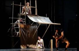 Belajar Sirkus, Binaan Red Nose Foundation Berangkat ke Polandia