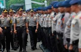 KAPOLRI: Biaya Pengamanan Pemilu Rp1,59 Triliun