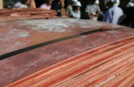 Mogok di Indonesia Picu Tembaga Dekati Harga Tertinggi 2 Pekan