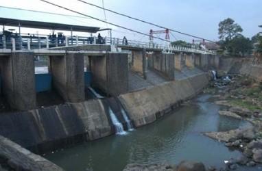 Pasok Air ke PLTA Aman Meski Bendungan Sutami Kritis