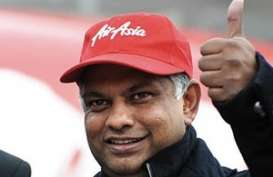 BRAN BUILDER OF THE YEAR: Bos AirAsia Raih Penghargaan di London