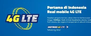 Iklan 4G-LTE: XL Axiata Nyatakan Tak Berniat Menipu