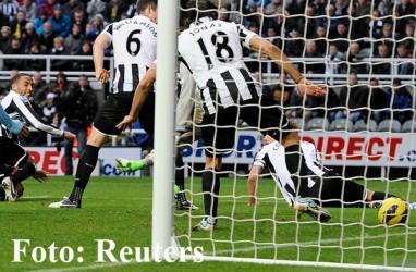 LIGA INGGRIS: Newcastle Tundukkan Liverpool 1-0